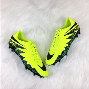 Nike Hypervenom Soccer Clears Size 9.5